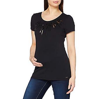 ESPRIT T-Shirt SS, Gunmetal/15, XS Women
