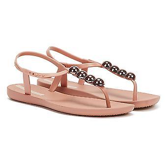 Ipanema Class Pebble Womens Pink Sandals