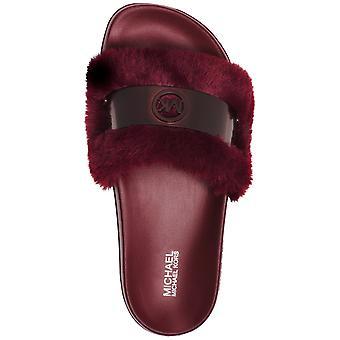 MICHAEL Michael Kors Womens Jett Slide Sandals
