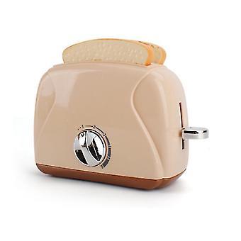 Machine à pain simulation de jeu pour enfants appareil ménager four à micro-ondes machine à pain distributeur d'eau cuisine créative ensemble de cuisine cadeau az18256