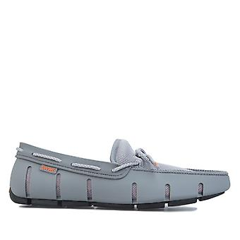 Men's Swims Stride Lace Loafer in Grey