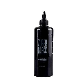 360ml / fľaša Professinal Tattoo Ink Čierna jednofarebná Polotrvalá make-up