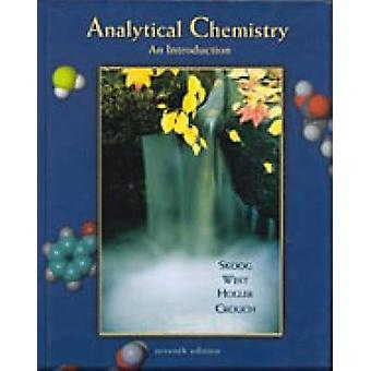 Analytical Chemistry  An Introduction An introduction