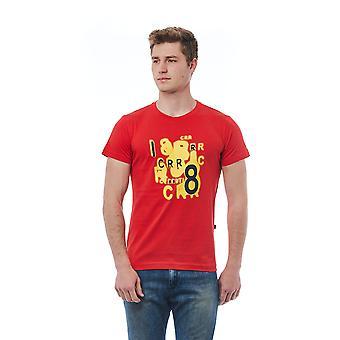 Camiseta Cerruti Rojo 1881 hombres