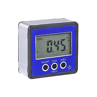 1pc Inclinometer Premium High Quality Angle Meter Tool For Angle Measurement