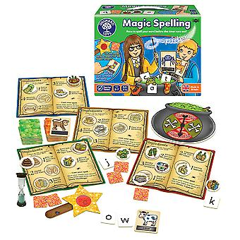 Orchard Toys Magic Spelling Educational Game Literacy English Vocabulary
