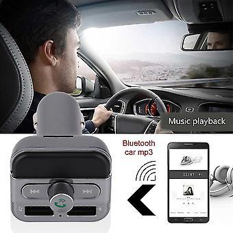 Wireless Bluetooth Car Mp3 Player Fm Transmitter Car Mp3 Player Usb New