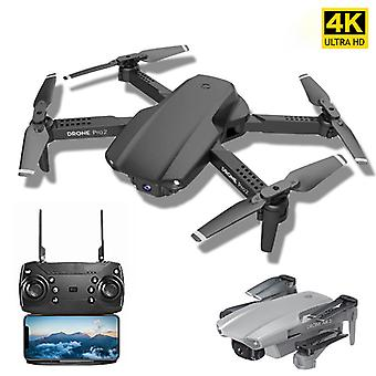 4k Hd Single Camera Foldable Drone With Wifi Fpv 4k Real-time Live Video