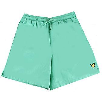 Shorts de bain Lyle et Scott Plain - Sea Mint Green