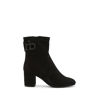 Roccobarocco - Sapatos - Botas de tornozelo - RBSC1J301STD-NERO - Mulheres - Schwartz - EU 37