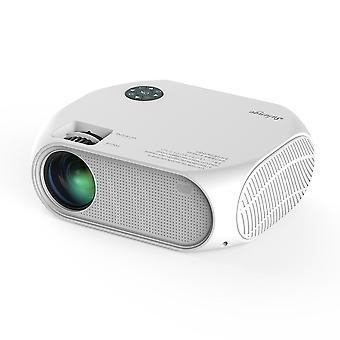 Mini-Projektor 1080p Full HD tragbar