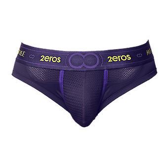 2EROS Aktiv NRG Letter Vivid Purple | Men's Underwear | Men's Slip