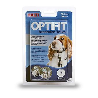 HALTI OptiFit Headcollar, Medium