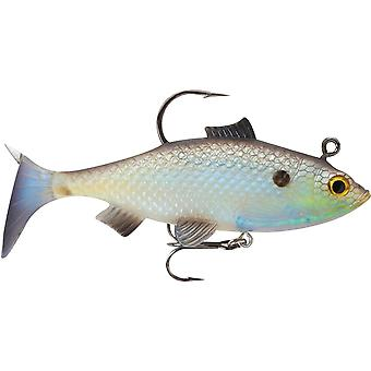 Storm WildEye Live Gizzard Shad 04 Fishing Lures (3-Pack) - Olive Back