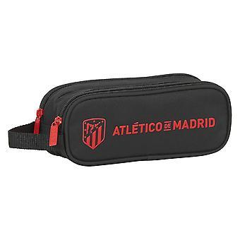 Double Tote Holder Atlético Madrid Black