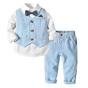 Blazers Kläder Passar Baby Vest Shirt & Byxor Set