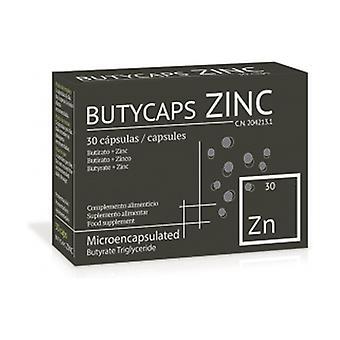 Butycaps zinc 30 capsules