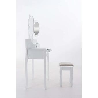 Umywalka łazienkowa - Nowoczesna - Biały - 37 cm x 28 cm x 145 cm