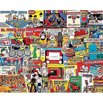 Jigsaw puzzles white mountain puzzles i had one of those jigsaw puzzle 1000 piece