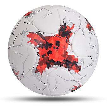 2020 neueste Spiel Fußball Ball Standard Größe 5 Fußball Ball Pu Material hohe Qualität Sport Liga Trainingsbälle