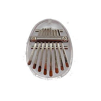 美しいサウンドを持つミニエイトトーンかわいいサムピアノポータブル楽器