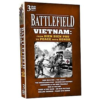 Battlefield Vietnam-From Dien Bien Phu to Peace Wi [DVD] USA import