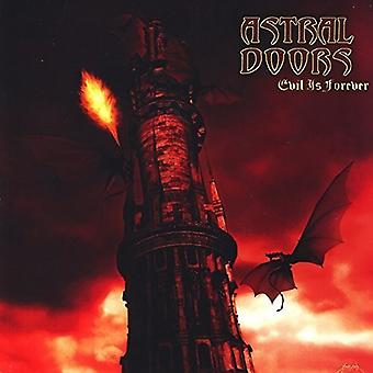 Astral Doors - Evil Is Forever [CD] USA import