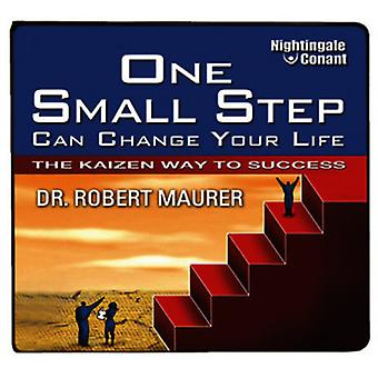 Robert Maurer - One Small Step Can Change Your Life [CD] USA import