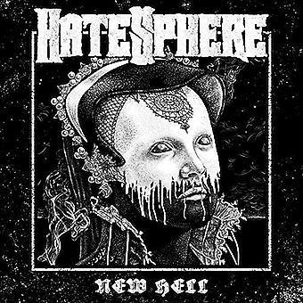 Hatesphere - New Hell [CD] USA import