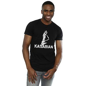 Kasabian Men's Ultraface Logo T-Shirt