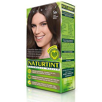 Naturtint, Hair Dye Light Chestnut Brown, 165ml
