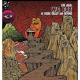 Wo Fat - Live Juju: Freak Valley and Beyond [CD] USA import
