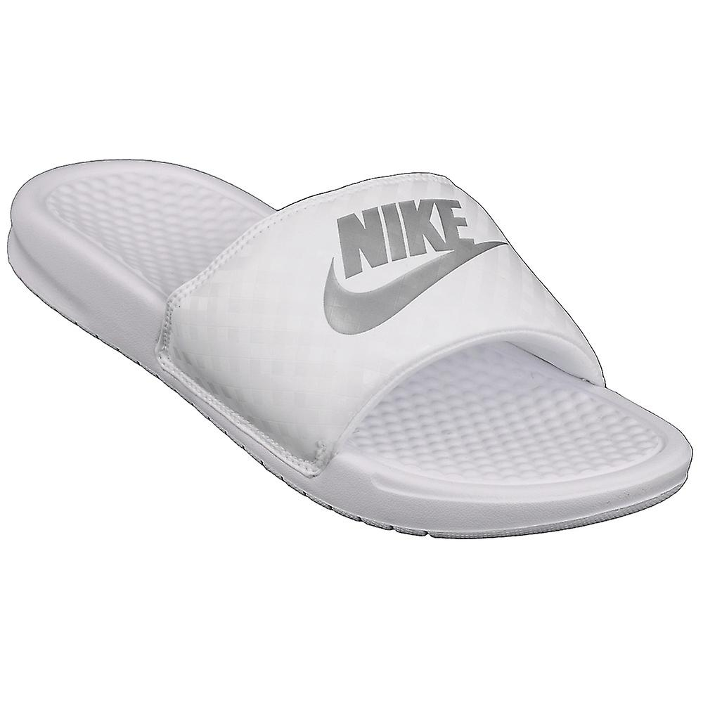 Nike Wmns Benassi Jdi 343881102 universal summer women shoes Cj2ra