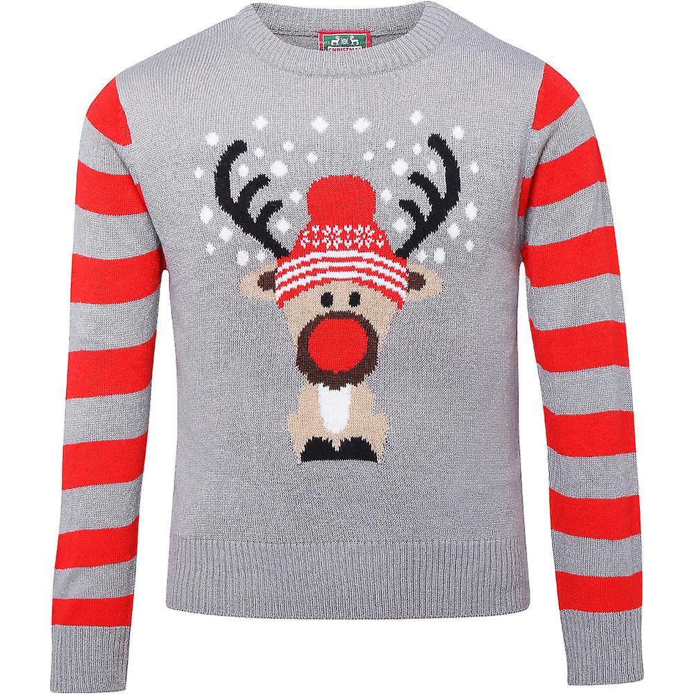 Jouluksi villapaitaa vailla? Katso lista bändien julkaisemista villapaidoista