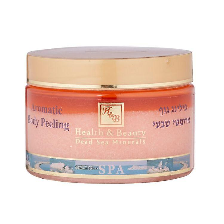 Aromatic Body Peeling