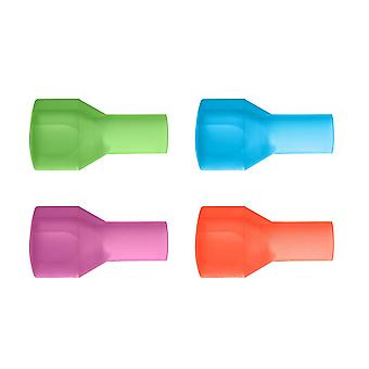 CamelBak Big Bite Valves 4 Colour Pack for Reservoirs/Bladders