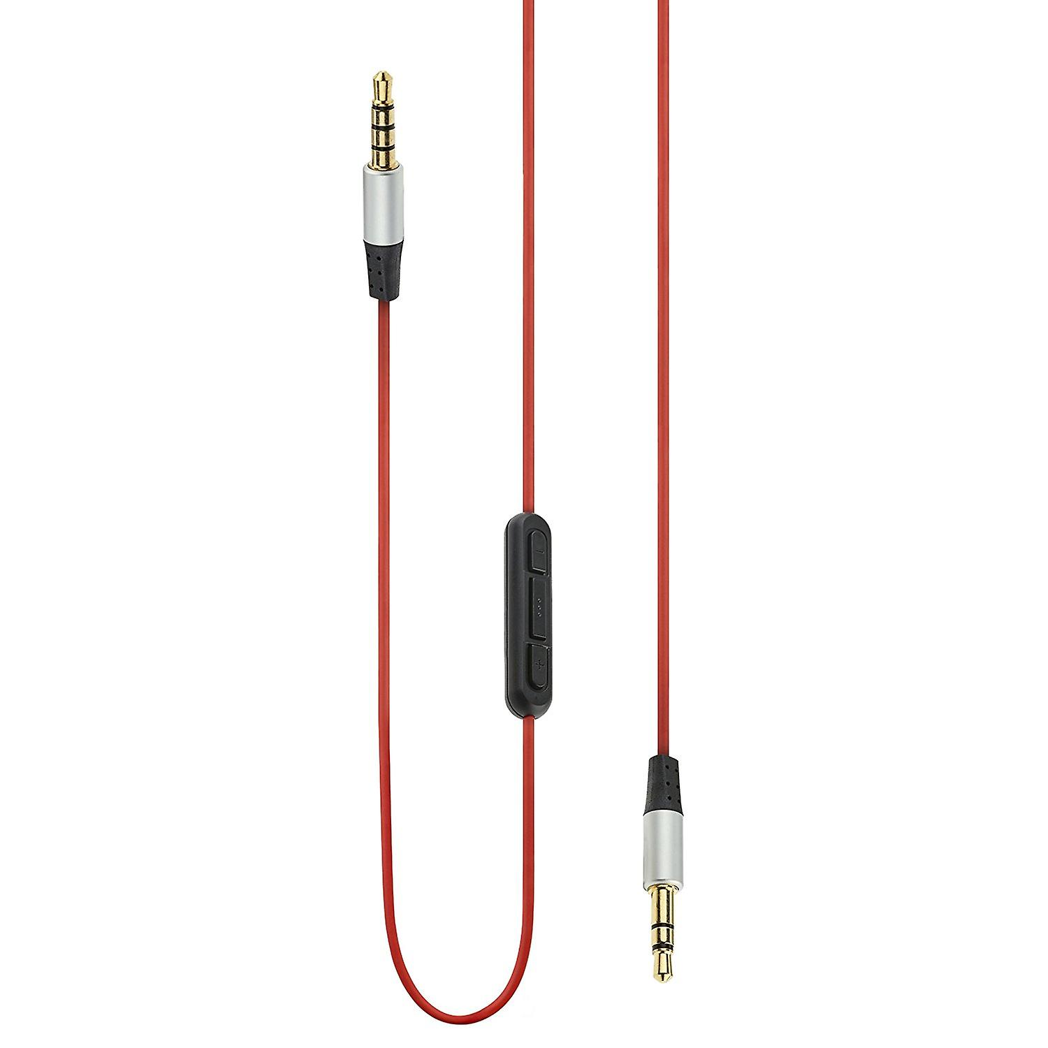 Beats 1.2m Replacement Audio Cable for Beats Solo HD & Studio 2.0