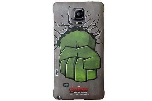 Original Samsung Marvel Avengers Hulk hard case for Galaxy note 4
