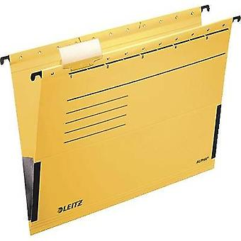 Leitz Suspension binder Alpha A4 Yellow 5 pcs/pack 19863015 5 pc(s)