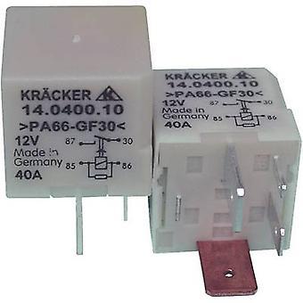 Kräcker 14.0400.10 Automotive relay 12 Vdc 40 A 1 maker