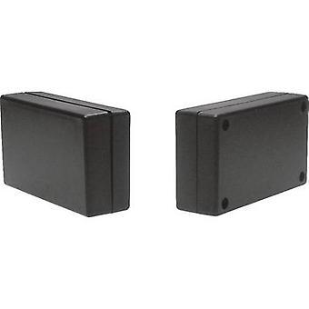 Strapubox 2744SW 2744SW Universalhölje 70 x 40 x 20 Akryllonitril butadenstyren Svart 1 st