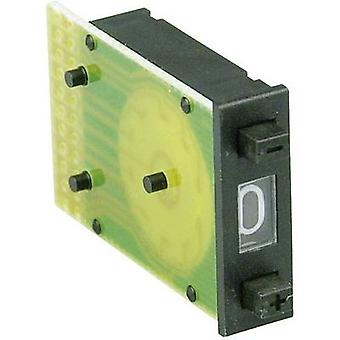 Cherry Switches PEAA-3000 Selector Switch Without protective collar