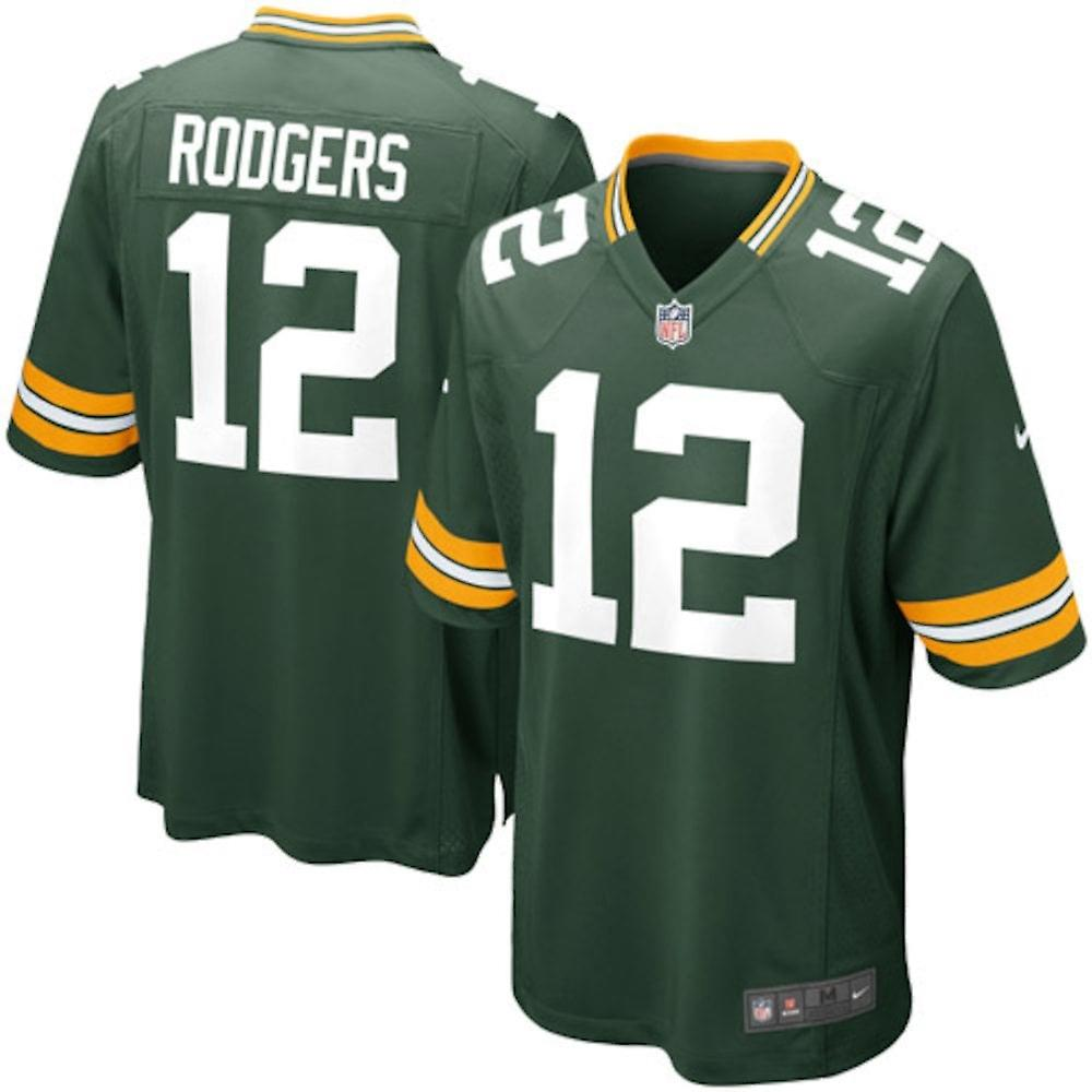 Nike Nfl Green Bay Packers Youth Home Game Jersey - Aaron Rodgers