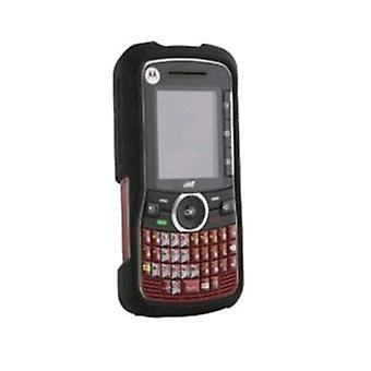 WireX Silicone Case for Motorola Clutch i465 (Black)