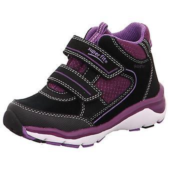 Les filles Superfit Sport 5 9239-02 Gore-Tex bottes imperméables noir violet