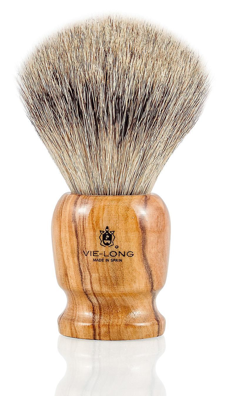 Vie-Long 14846 Mixed Badger and Horse Hair Shaving Brush