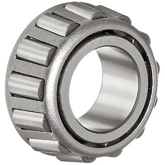 Timken 1780 Tapered Roller Bearing, Single Cone, Standard Tolerance, Straight Bore, Steel, Inch, 1.0000