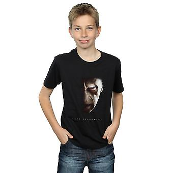 Harry Potter Lord Voldemort Portrait T-Shirt Boys