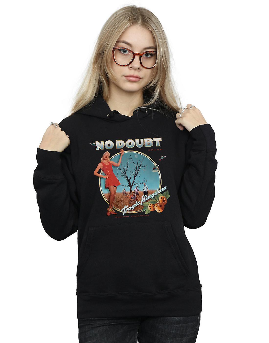 No Doubt Women's Tragic Kingdom Hoodie