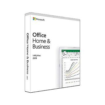 Microsoft Office Home og Business 2019 (1 PC/Mac)